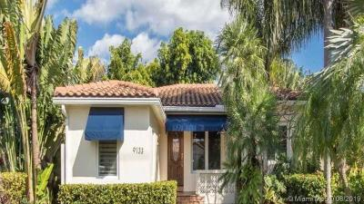 Surfside Single Family Home For Sale: 9133 Byron Ave