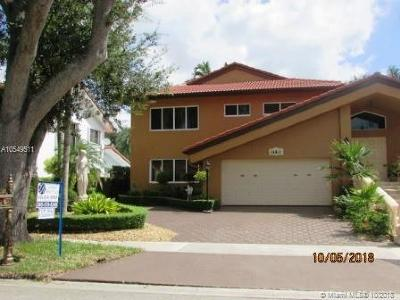 Miami Lakes Single Family Home For Sale: 16811 NW 83rd Ave