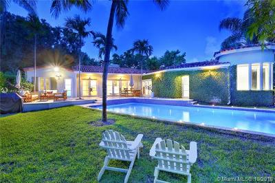 Coral Gables Single Family Home For Sale: 910 Catalonia Ave
