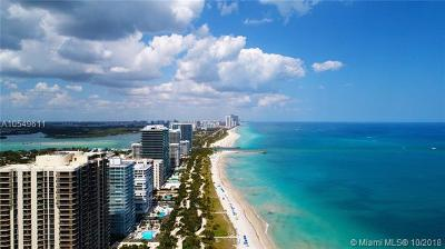Bal Harbour Condo For Sale: 9801 Collins Ave #11K