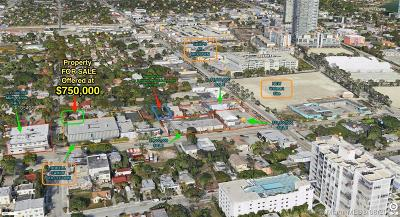 Commercial Lots & Land For Sale: 94 NW 30th St