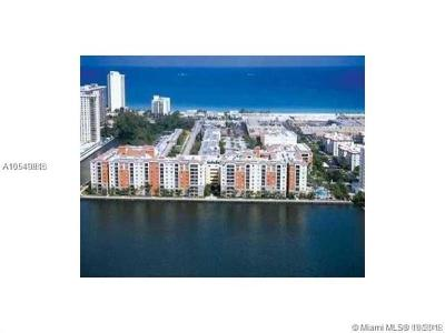 Miami-Dade County Condo For Sale: 17145 N Bay Rd #4612