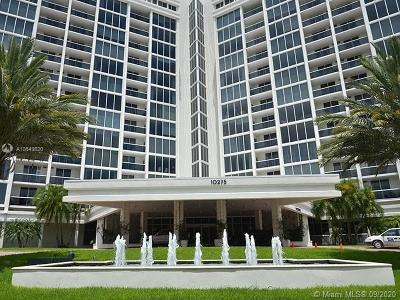 Harbour House, Harbour House Condo Condo For Sale: 10275 Collins Ave #324