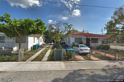 Single Family Home For Sale: 90 NW 33rd St