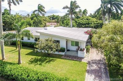 Hollywood Single Family Home For Sale: 1326 Van Buren St
