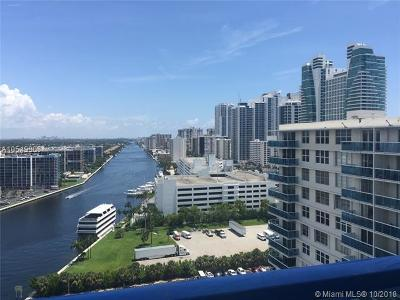 Hollywood Condo For Sale: 3800 S Ocean Dr #1803