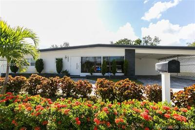 North Miami Beach Single Family Home For Sale: 18950 NE 20th Ct