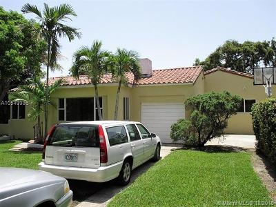 Miami Shores Single Family Home For Sale: 910 NE 91st Ter