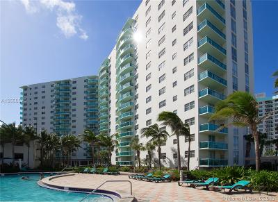 Hollywood Condo For Sale: 3801 S Ocean Dr #4H