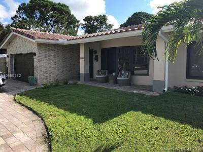 Fort Lauderdale Single Family Home For Sale: 5930 NE 14th Ln
