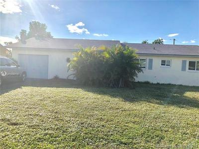 Boca Raton Single Family Home For Sale: 1381 NW 4th Ct