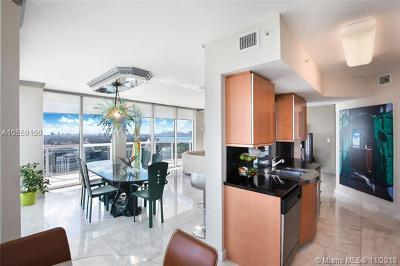 Miami Beach Condo For Sale: 6365 Collins Ave #3903