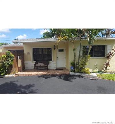 Miramar Single Family Home For Sale: 6545 SW 20th St