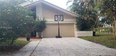 Boca Raton Single Family Home For Sale: 2401 NW 39th St
