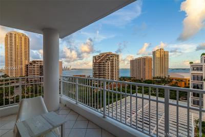 Condo Sold: 701 Brickell Key Blvd #1410