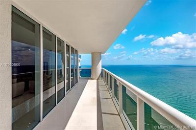 Hallandale Condo For Sale: 1800 S Ocean #4305