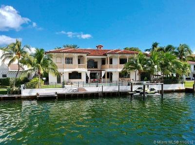 North Miami Beach Single Family Home For Sale: 16460 NE 29th Ave