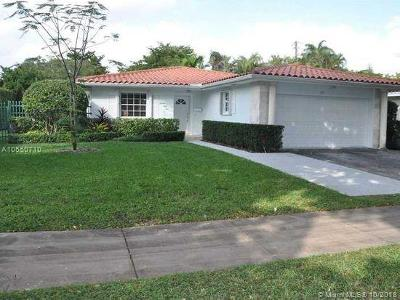 Coral Gables Single Family Home For Sale: 1551 Ancona Ave