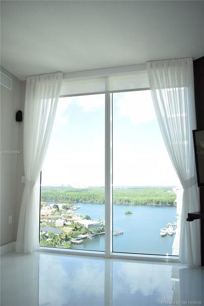 St Tropez On The Bay Iii, St Tropez/Bay 03 Condo, St Tropez/Bay Iii Condo For Sale: 250 Sunny Isles Blvd #3-1804