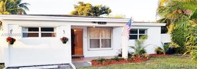 Hallandale Single Family Home For Sale: 104 SW 7th St