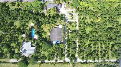 Miami Single Family Home For Sale: 22750 SW 194th Ave