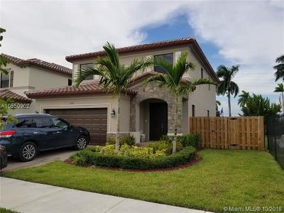 Homestead Single Family Home For Sale: 11761 SW 248th Ter