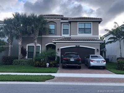 Delray Beach Single Family Home For Sale: 8096 Baltic Amber Rd