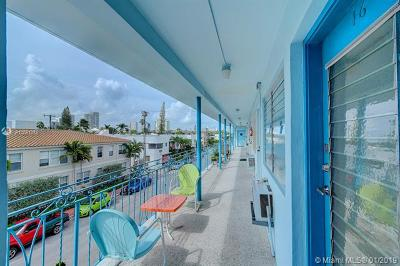 Miami Beach Condo For Sale: 1004 Pennsylvania Ave #16