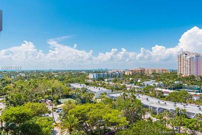 Key Biscayne Condo For Sale: 1121 Crandon Blvd #F806