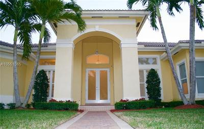 Davie Single Family Home For Sale: 15374 SW 34th St
