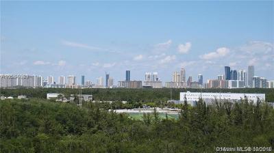 North Miami Condo For Sale: 14951 Royal Oaks Ln #1101