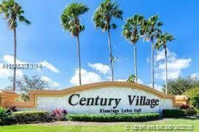 Pembroke Pines Condo For Sale: 901 SW 141 Ave #410 M