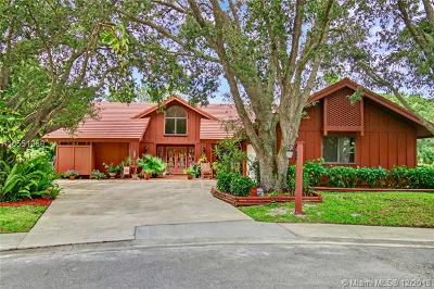 Jupiter Single Family Home For Sale: 123 Coco Lane