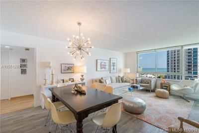 Miami Beach Condo For Sale: 400 S Pointe Dr #1102