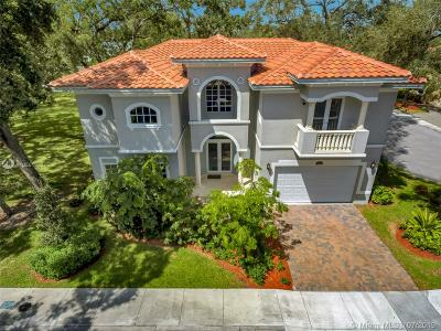 Hollywood Single Family Home For Sale: 3562 Forest View Cir