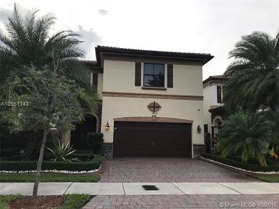 Doral Single Family Home For Sale: 8820 NW 99th Path
