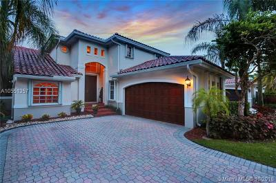 Doral Single Family Home For Sale: 4621 NW 93rd Doral Ct
