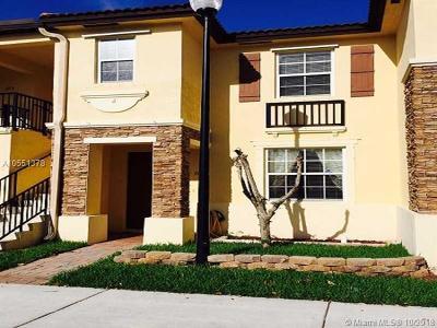 Homestead Condo For Sale: 1655 NE 33rd Rd #108-4