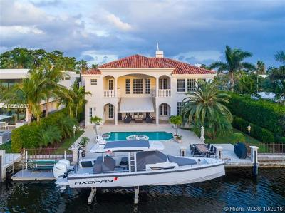 Fort Lauderdale Single Family Home For Sale: 613 Solar Isle Dr