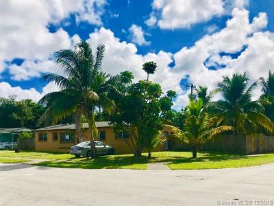 Miami Gardens Single Family Home For Sale: 3350 NW 176th St