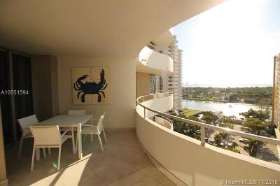 Miami Beach Condo For Sale: 5555 Collins Ave #11T