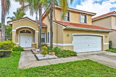Miramar Single Family Home For Sale: 15281 SW 50th St