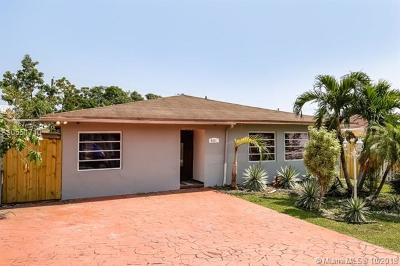 Miami Single Family Home For Auction: 7121 SW 83rd Ct