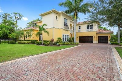 Coconut Creek Single Family Home For Sale: 4662 Saxon Rd