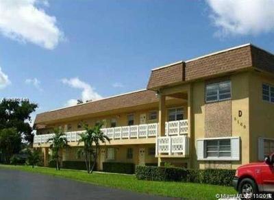 Dania Beach Condo Active With Contract: 5170 SW 40th Ave #3E
