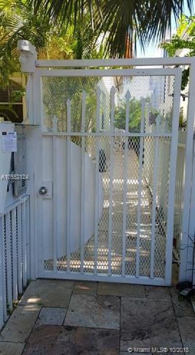 Miami Beach Condo For Sale: 653 Michigan Ave #5