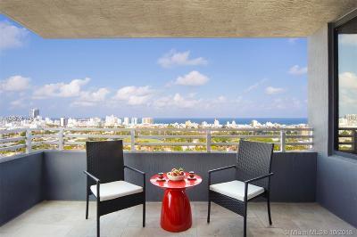 Miami Beach Condo For Sale: 1330 West Ave #2213