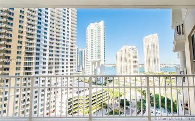 Miami Condo For Sale: 701 Brickell Key Blvd #1707