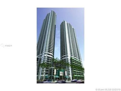 Miami Condo For Sale: 951 Brickell Ave #1911