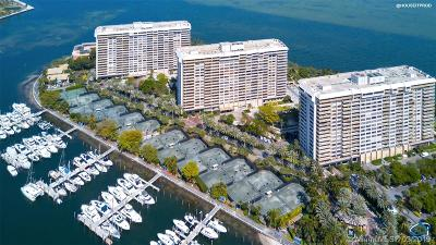 Coconut Grove Condo For Sale: 2 Grove Isle Dr #B602
